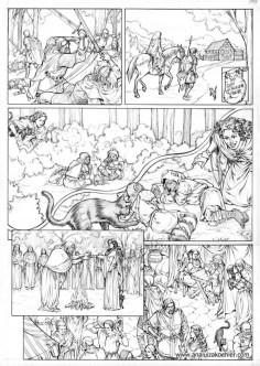 Book illustration for Midgard-Online Editions (KS02)