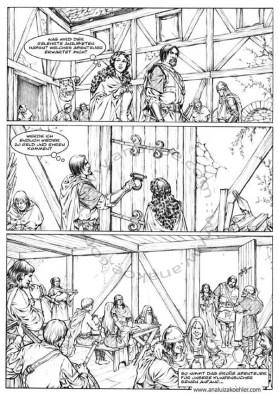 Book illustration for Midgard-Online Editions (KS03)
