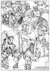 Book illustration for Midgard-Online Editions (KS04)