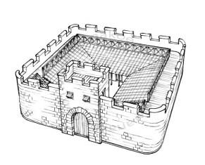 Römermuseum Osterburken - Village fort (30)