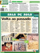 Matéria do Diário Gaúcho