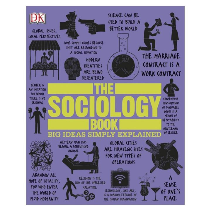 Rekomendasi buku sosiologi - The Sociology Book