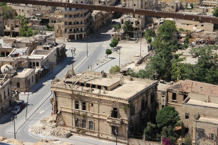 Hakikat Apa Yang Terjadi Seputar Aleppo dan Suria Sekarang?