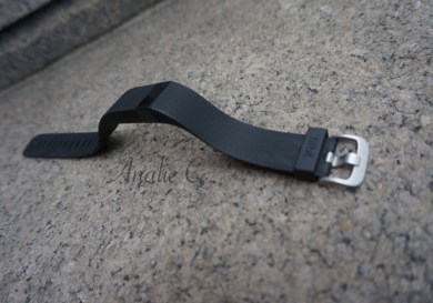 Fitbit Charge HR Activity Tracker Review - Analie Cruz - Black (8)