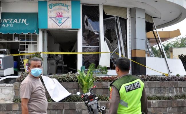 Ledakan Gas Di Ramayana Dua Orang Luka Medan