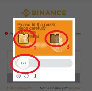registrar conta gratuita na Binance