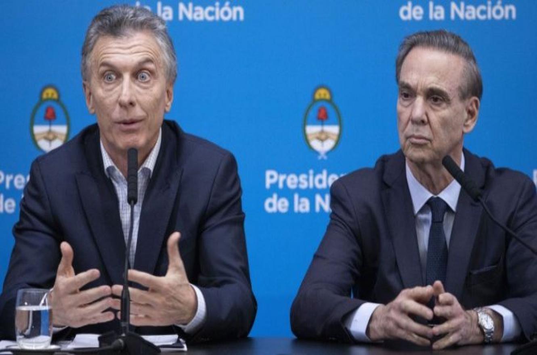 Resultado de imagen para Macri y Pichetto