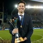 Solari Bangga Berikan Gelar Perdana untuk Madrid