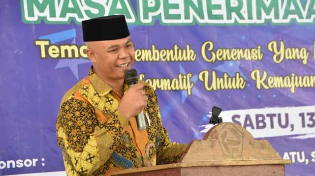 Perdana, Wakil Bupati Bener Meriah Buka Kegiatan PMII