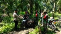 TNI-Polri Tingkatkan Patroli Karhutla