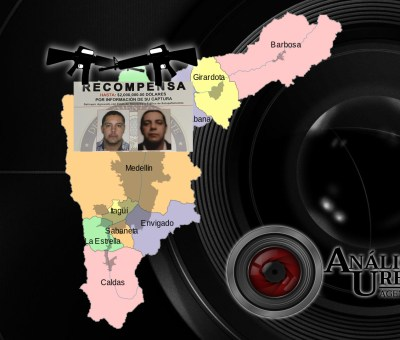 ¿Es Carlos Chata el enemigo público número uno de Medellín?
