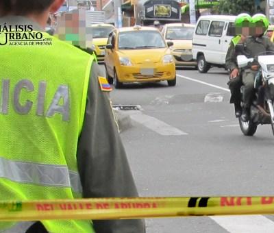 Iban en moto por Aures cuando les dispararon, uno murió y el otro resultó herido