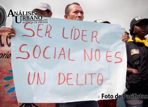 Defensoras de DD. HH. manifestaron su preocupación a EE. UU. por ataque a líderes sociales