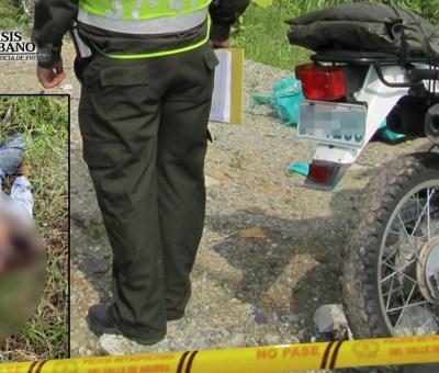 Para la Policía, líder social asesinado en Caloto, Cauca, no era ningún líder