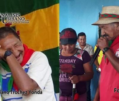 Líder indígena nasa Emiliano Tróchez Yonda fue asesinado a balazos en el norte del Cauca