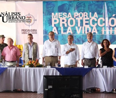 Plataformas de DDHH Y PAZ manifiestan al presidente preocupación por agresión a líderes e impunidad