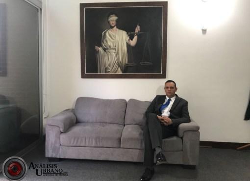 «La JEP podría servir para desmovilizar a La Oficina». Ricardo Giraldo