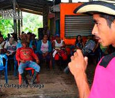 Alias Manco, de las AGC, aceptó cargos por homicidio de líder comunitario de Córdoba y Urabá