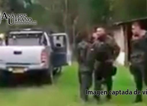Patrullero insulta y golpea a un auxiliar de la Policía en estación del departamento del Casanare