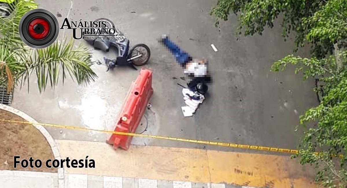 En confusos hechos murió baleado Gonzalo Adolfo Montoya Porras, en Envigado