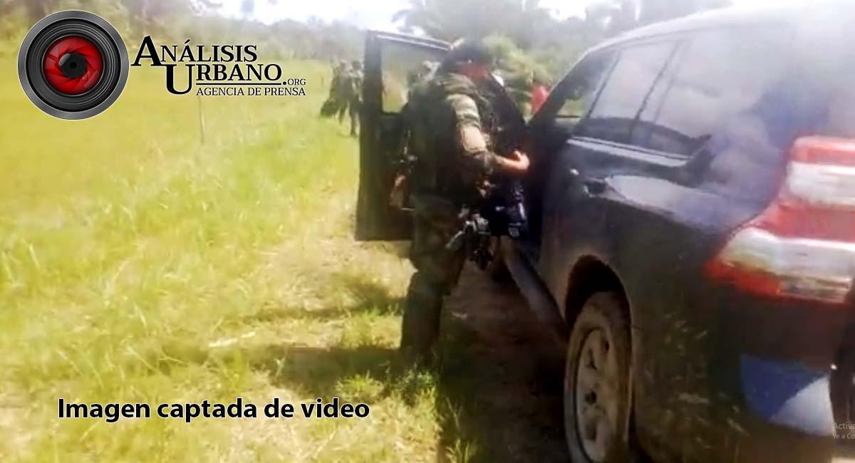 Disidencias de Farc robaron en Arauca armamento de escoltas de integrante de partido Farc