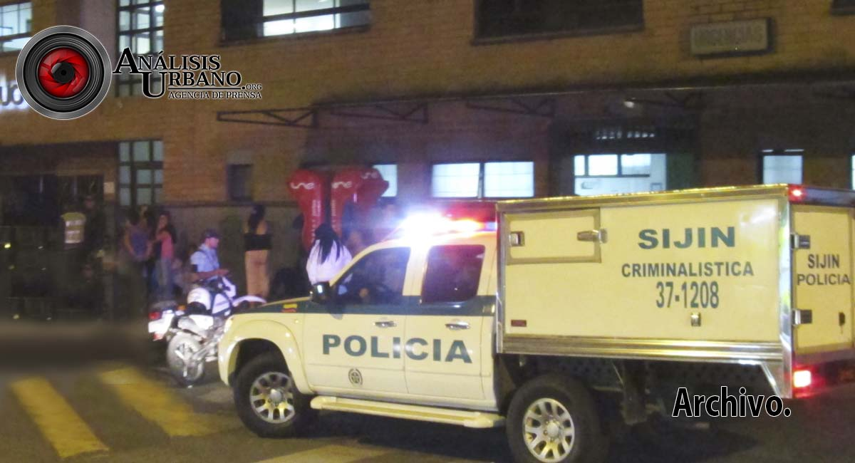 En la comuna 13 de Medellín asesinaron a balazos al barbero Juan Manuel Palacios Sánchez
