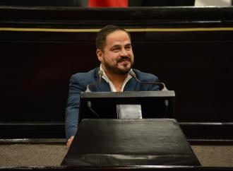 Comparecencia del titular de la UPAV ante el Congreso, solicita Ernesto Cuevas