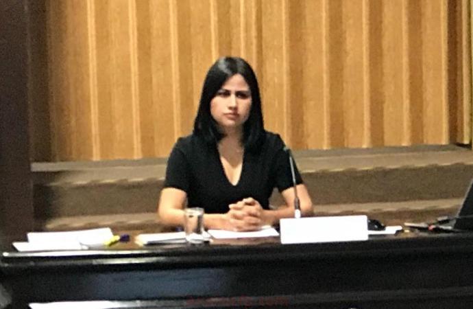 Sedesol  Estatal Veracruz ventila y denuncia a 12 empresas fantasma al comparecer en LXIV Legislatura