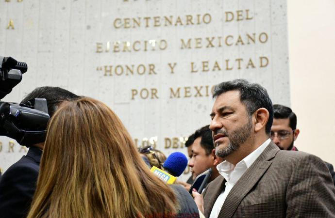Yunes es poco rival paraLópez Obrador: Amado Cruz