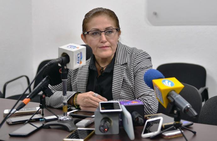 Anuncia Eva Cadena Sandoval su  reincorporación a la LXIV Legislatura