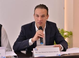 Invita diputado a participar en la elección del contralor Interno del ORFIS