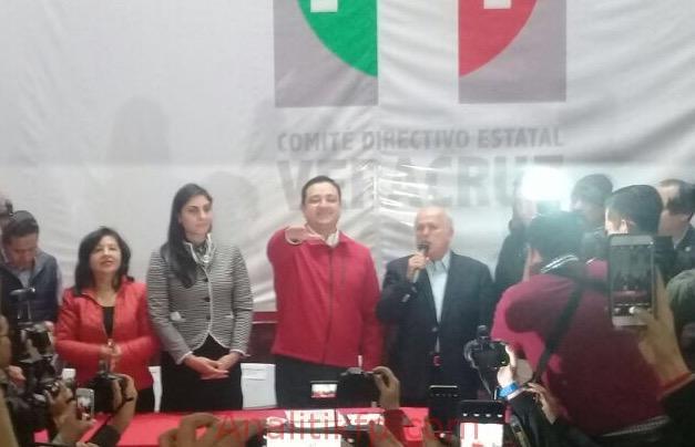 Américo Zúñiga nuevo Presidente de PRI en Veracruz