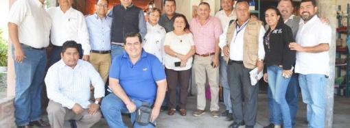 Inaugura Fabián Sartorius Domínguez, el techado de la escuela La Corregidora