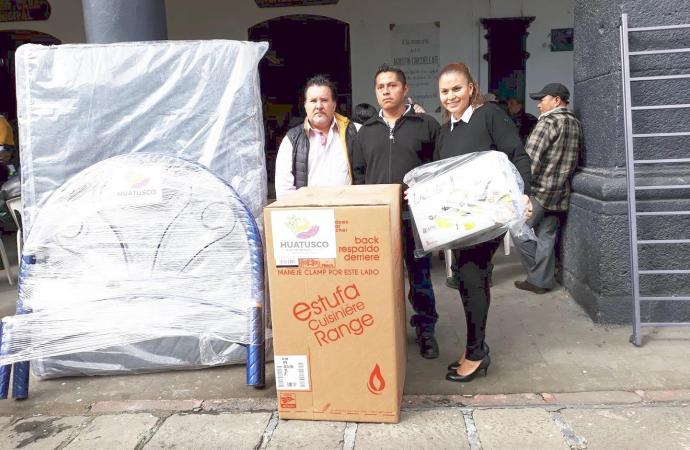 Respuesta eficaz en Huatusco