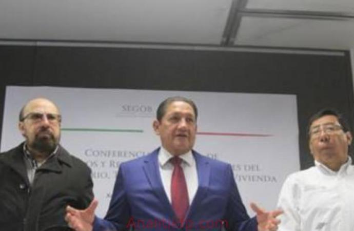 SEGOB apoya al Gobierno de Veracruz: Montano