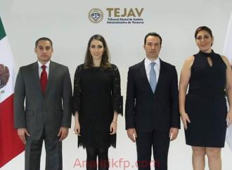 Conoce a los magistrados que integran el Tribunal Estatal de Justicia Administrativa de Veracruz.