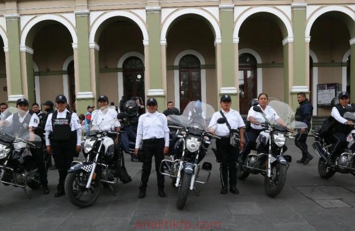 Ayuntamiento de Córdoba destinará más de 14.5 mdp para seguridad