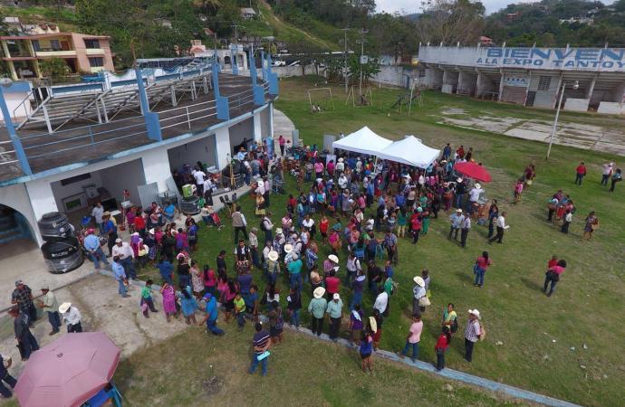 Presentan Tianguis de Proveedores en Tantoyuca