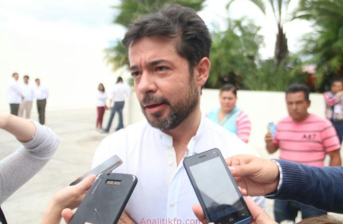 Inmoral la amenaza de Yunes Linares de quitarla seguridad en Minatitlán: Marco del Ángel
