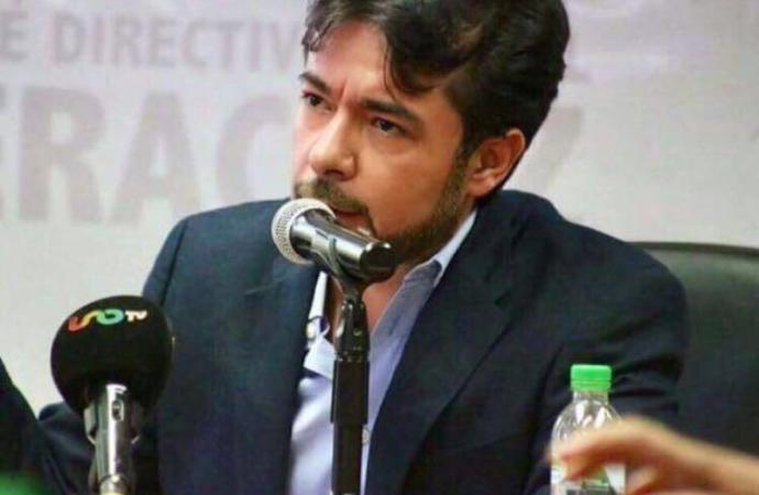 CROC de Francisco Morales, sin autoridad moral para hablar del PRI: Vocero