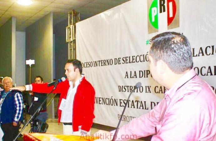 En Veracruz, el priismo está más vivo y fuerte que nunca: Américo Zúñiga