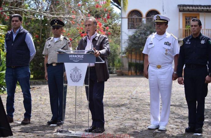 Mensaje del Gobernador Yunes posterior a la reunión ordinaria 60 del Grupo de Coordinación Veracruz