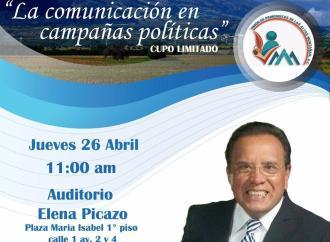 Conferencia Magistral por Edgar Hernández
