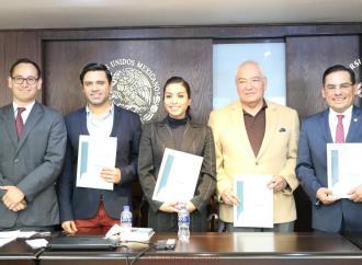 Participó el Magistrado Presidente del TEV, en la presentación de la revista Justicia Electoral del TEPJF