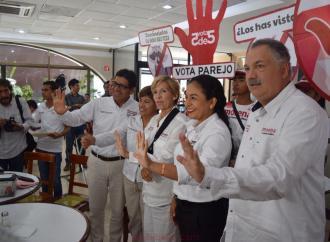 Fernando Arteaga, preparado para cuidar las 411 casillas de su distrito 14