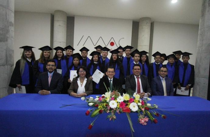 Ceremonia De Graduación 4 Generación BAC