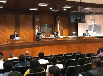 Sin acreditar el uso indebido de recursos públicos contra Pedro Hipólito Rodríguez Herrero, Presidente Municipal de Xalapa.