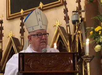 H O M I L Í A dicha en la Eucaristía para agradecer el don del Cardenalato.
