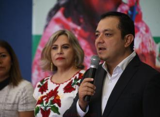 Por voluntad popular y el voto de millones de personas, el PRI está vigente: Américo Zúñiga