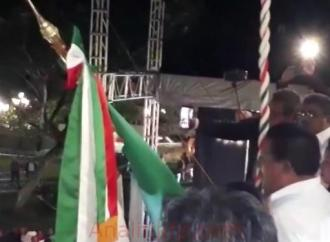Filiberto Morales dio el grito en Ayahualulco